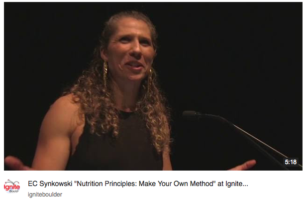 Nutrition Principles: Make Your OwnMethod